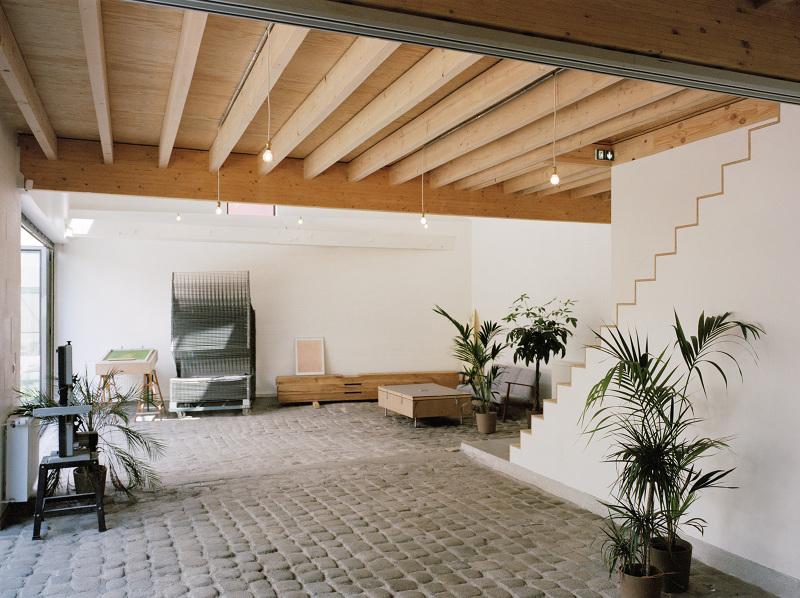 les ecuries agence d 39 architecture atelier nantes 44 france raum. Black Bedroom Furniture Sets. Home Design Ideas