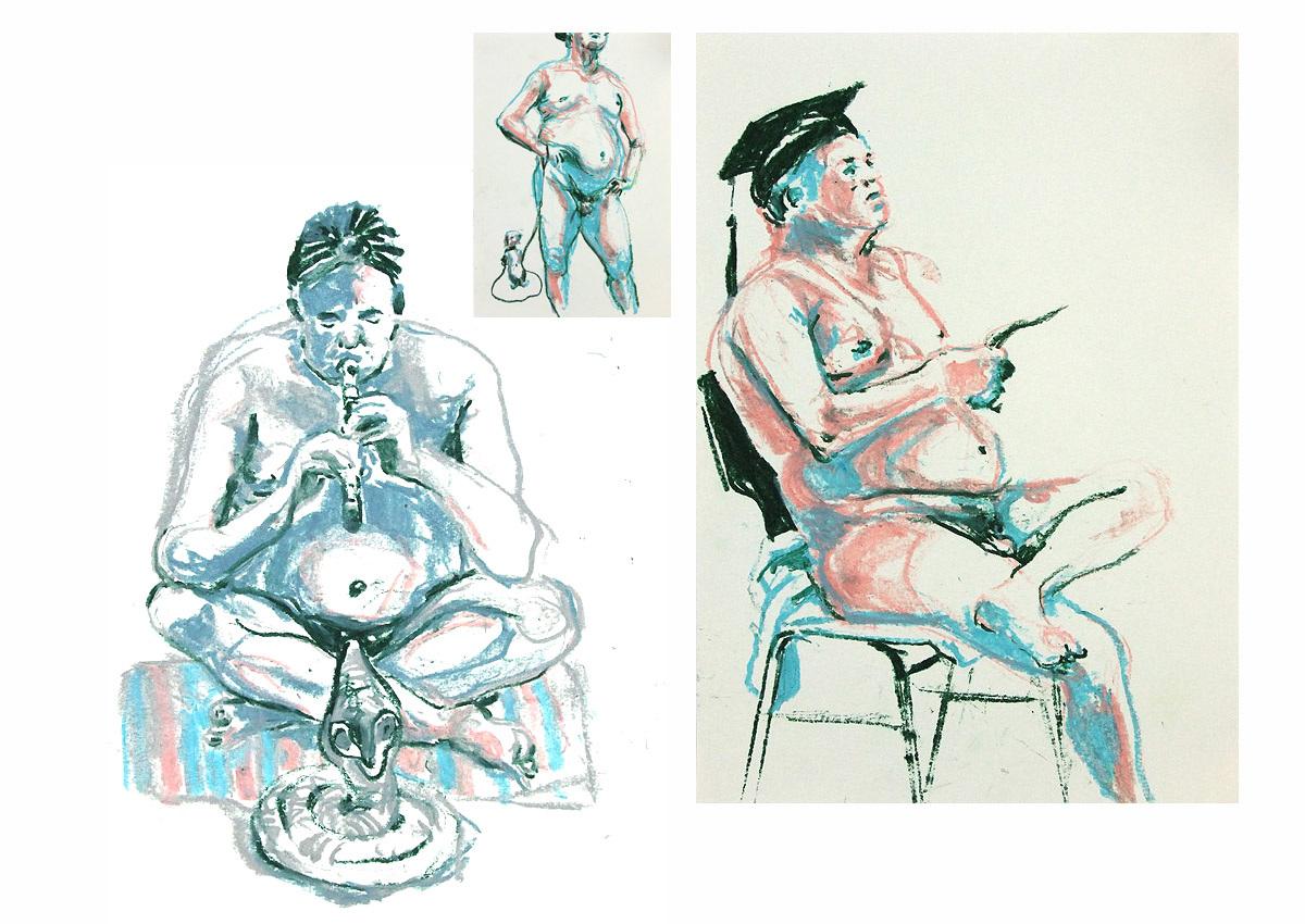 christian barthold life drawings christian barthold