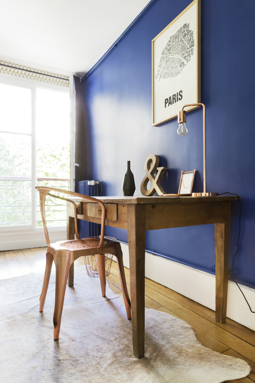appartement industriel chic moderne carole 39 s interiors. Black Bedroom Furniture Sets. Home Design Ideas